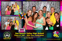 2017.09.23 - San Ramon Valley High School - Class of 1987 - 30th Class Reunion